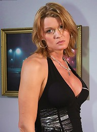 Hot tranny Astrid is a sexual dynamo who knows how to work her body, and the camera!