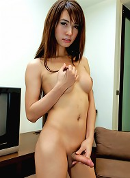 This must be the sexiest ladyboy around